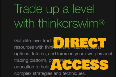 Direct Access Brokers